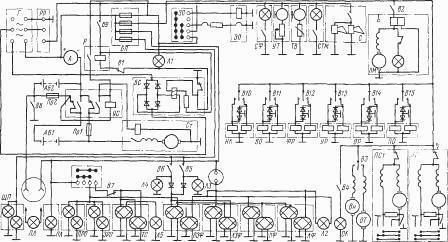 Тормоза и электрооборудование автогрейдеров ДЗ-122, 143 Грейдер ДЗ 143