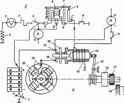 Мтз 80 схема генератора