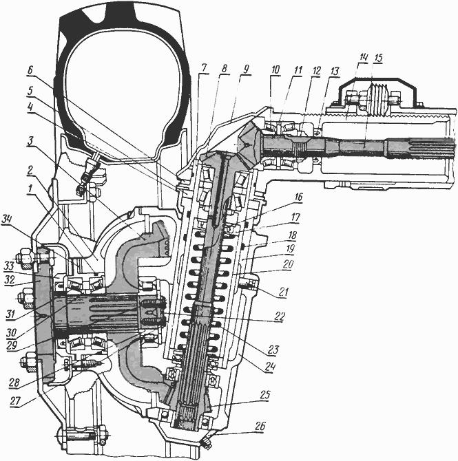 Кольцо 52-2308091-А трубы шкворня (резина) МТЗ , 6 руб.